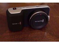 Blackmagic Pocket Cinema Camera (MINT in box)+ 8 batteries BMPCC