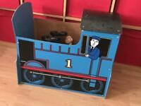 Thomas the tank storage box