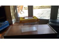 5ltr temporary fish tank