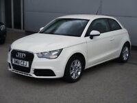 Audi A1 TDI SE (white) 2011-11-29