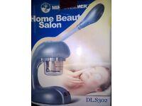 Mini steamer - Home beauty salon