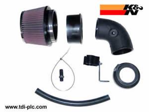 Mini Cooper K&N Performance 57i Series Intake Kit 01-06