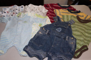 Boys Baby Clothes, Sizes Newborn-3T, Take Home the Whole Lot!