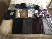 Job lot bundle men's clothes size M
