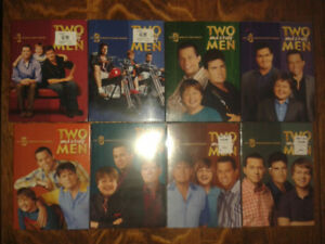 Two and 1/2 Men Season 1 - 8 DVD's (factory sealed)