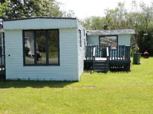 Property and mobile home for sale in Stewiacke