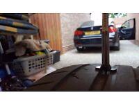 1x Dunlop SP Sport Maxx GT 245 40 19 '94Y' run flat