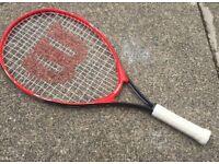 Wilson Tennis Racket Tour 23