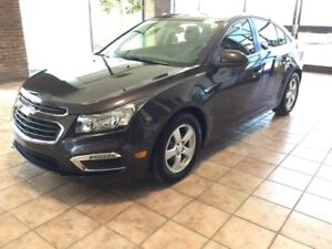 2015 Chevrolet Cruze 2LT BLUETOOTH! HEATED SEATS! LEATHER! SU...