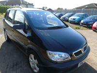 Vauxhall/Opel Zafira 1.6i 16v 2004MY Energy