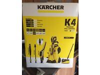 Kartcher pressure washer