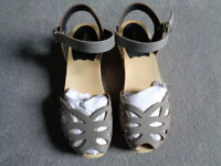 Hasbeens sandals size 35 - not worn £50