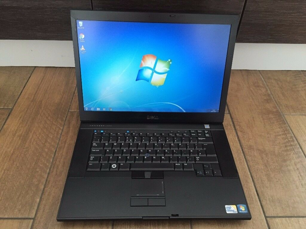 "CHEAP LAPTOP DELL LATITUDE E6500/2GB RAM/160GB HDD STORAGE/WINDOWS 7in Fishponds, BristolGumtree - DELL LATITUDE E6500/2GB RAM/160GB HDD STORAGE/WINDOWS 7 15.1"" SCREEN FEW SCRATCHES ON THE TOP LID APART THAT GOOD CONDITION AND FULL WORKING ORDER Wifi,webcam,card reader,x3 usb ports,cd&dvd drive etc Comes with battery and charger Google chrome and..."