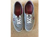 Ladies Fred Perry Trainers - Size 4