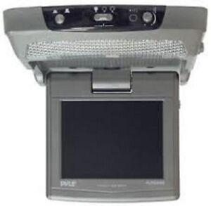 "TV ACL 6,4"" + LECTEUR DVD AUTO PYLE CAR DVD PLAYER + LCD TV 6,4"