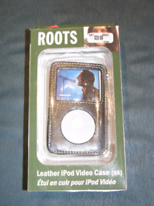 LEATHER IPOD CASE ( G5 )