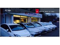 JAPANESE CAR AND HYBRID SPECIALIST - SERVICING AND REPAIR BASED IN EALING