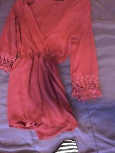 Romper and Dress