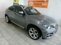 2010 BMW X6 3.0TD auto xDrive30d, SAT NAV, TINTS, ***BUY FOR ONLY £81 A WEEK***