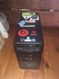 Professionally built gaming pc