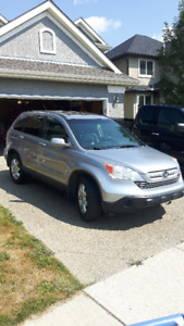 2008 Honda CR-V Hatchback