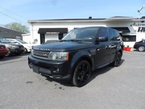 Land Rover Range Rover Sport SUPER CHARGE 4WD 4dr SC 2011