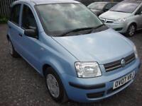 FIAT PANDA 1.2 DYNAMIC 5d 59 BHP (blue) 2007