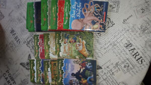 12 Magic Treehouse Books