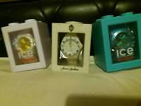 3 watch's new in box