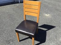 Much loved dining chair