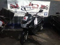 HONDA PCX 125 2012 LOW MILEAGE 1 YEAR MOT
