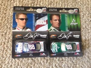 Dale jr pit stop diecasts