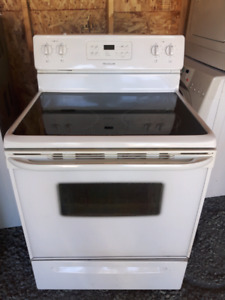 Frigidaire smooth top stove