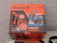 RENOVATOR TWIST A SAW DELUXE KIT AS SEEN ON IDEAL WORLD