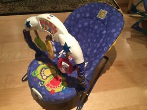 Fauteuil Kick and Play Fisher-Price