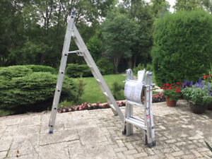 Two ladders for sale separate prices