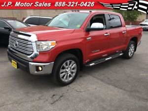 2014 Toyota Tundra Limited, Quad Cab, Leather, 4*4,  Only 76,000