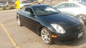 2007 INFINITI G35 AMAZING CONDITION FOR SALE