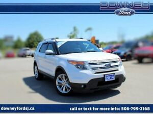 2014 Ford Explorer LTD AWD NAV LEATHER HTD SEATS COOLED SEATS
