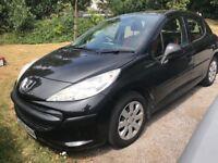 Peugeot 207 1.4 S 2006/56 12 months mot nice cheap reliable little car
