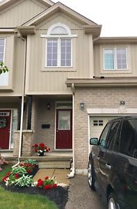Luxury three bedroom Town home Kitchener