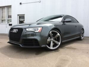 2013 Audi RS 5 4.2 (S tronic), AWD, SUNROOF, NAV, LEATHER.