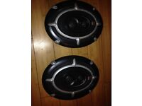 JBL T696 Special Edition car speakers