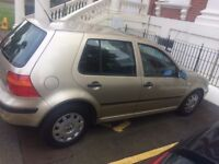 Vw golf 2003 for parts or can repair