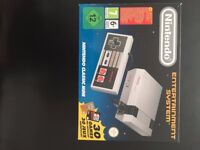 Nintendo Classic Mini for sale!!