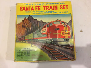 "Vintage ""TN"" trade mark train set"