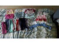 Baby girl 3-6months bundle