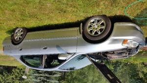2001 Acura TL Sedan