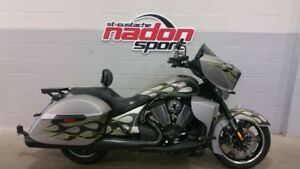 2014 Victory Motorcycles Cross Country