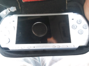 Silver PSP for sale!